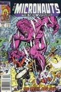 Micronauts The New Voyages (1984) Canadian Price Variant 17