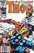 Thor (1962-1996 1st Series) Canadian Price Variant 369