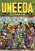 Uneeda Comix (1970 Print Mint) #1, 2nd Printing