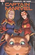 Marvel Action Captain Marvel (2019 IDW) 1RI