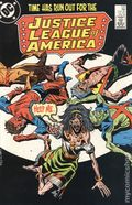 Justice League of America (1960 1st Series) 249