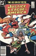 Justice League of America (1960 1st Series) Canadian Price Variant 249