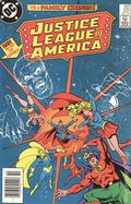 Justice League of America (1960 1st Series) Canadian Price Variant 231