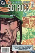 Sgt. Rock (1977) Canadian Price Variant 395