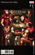 Infamous Iron Man (2016) Now 1E
