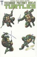 Teenage Mutant Ninja Turtles (2011 IDW) 1RE.PLANET.H