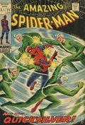 Amazing Spider-Man (1963 1st Series) UK Edition 71UK