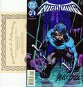 Nightwing (1996-2009) 1DF.SIGNED