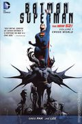 Batman/Superman TPB (2014-2017 DC Comics The New 52) 1-REP