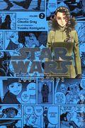 Star Wars Lost Stars GN (2018-2019 Yen Press) 2-1ST