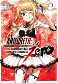 Arifureta: From Commonplace to World's Strongest Zero GN (2019 A Seven Seas Light Novel) 1-1ST