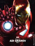 Marvel Monograph: The Art of Adi Granov SC (2019 Marvel) 1-1ST