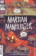 Martian Manhunter (2018 5th Series) 8A