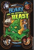 Beauty and the Dreaded Sea Beast GN (2019 Capstone) Far Out Fairy Tales 1-1ST