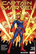 Captain Marvel TPB (2019-2020 Marvel) By Kelly Thompson 1-1ST