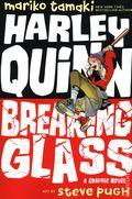 Harley Quinn Breaking Glass GN (2019 DC Ink) 1-1ST
