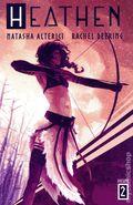 Heathen TPB (2017 Vault Comics) New Edition 2-1ST