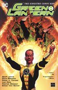 Green Lantern The Sinestro Corps War TPB (2011 DC) Complete Edition 1-REP
