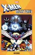 X-Men Milestones Inferno TPB (2019 Marvel) 1-1ST