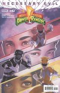 Mighty Morphin Power Rangers (2016 Boom) 42A