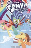 My Little Pony Friendship Is Magic (2012 IDW) 81A