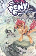 My Little Pony Friendship Is Magic (2012 IDW) 81B