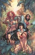 Red Sonja and Vampirella meet Betty and Veronica (2019 Dynamite) 4H