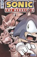 Sonic The Hedgehog (2018 IDW) 20A
