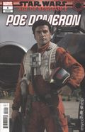 Star Wars Age of Resistance Poe Dameron (2019 Marvel) 1E
