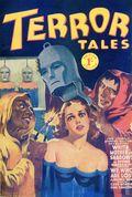 Terror Tales (1934-1941 Popular/Thorpe and Porter) Pulp UK Edition C