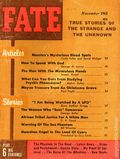 Fate Magazine (1948-Present Clark Publishing) Digest/Magazine Vol. 14 #11