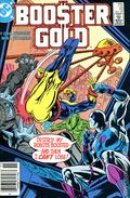 Booster Gold (1986 DC 1st Series) Canadian Price Variant 10