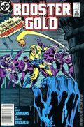 Booster Gold (1986 DC 1st Series) Canadian Price Variant 12