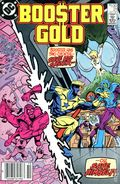 Booster Gold (1986 DC 1st Series) Canadian Price Variant 21
