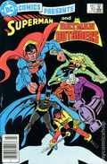 DC Comics Presents (1978 DC) Canadian Price Variant 83