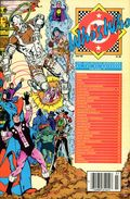 Who's Who The Definitive Directory of the DC Universe (1985) Canadian Price Variant 5