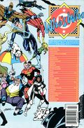 Who's Who The Definitive Directory of the DC Universe (1985) Canadian Price Variant 17