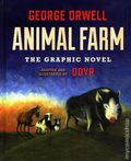 Animal Farm HC (2019 Houghton Mifflin) The Graphic Novel 1-1ST