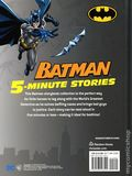 Batman 5-Minute Stories HC (2019 Random House) 1-1ST