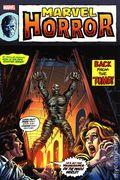 Marvel Horror Omnibus HC (2019 Marvel) 1-1ST