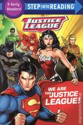 Justice League We are the Justice League! SC (2019 Random House) Step into Reading 1-1ST