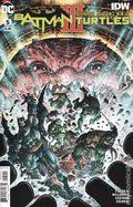 Batman Teenage Mutant Ninja Turtles III (2019 DC) 5A
