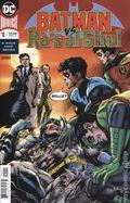 Batman vs. Ra's Al Ghul (2019 DC) 1A