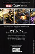 Thanos Rising HC (2019 Marvel) Marvel Select Edition 1-1ST