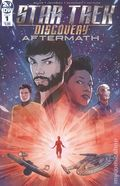 Star Trek Discovery Aftermath (2019 IDW) 1A