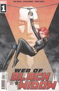 Web of Black Widow (2019 Marvel) 1A
