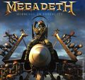 Megadeth Death by Design HC (2019 Heavy Metal) 1SP-1ST