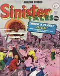 Sinister Tales (UK Series 1964-1989 Alan Class) 135
