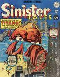 Sinister Tales (UK Series 1964-1989 Alan Class) 128