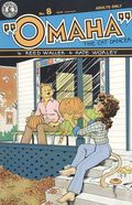 Omaha the Cat Dancer (1986 Kitchen Sink/Fantagraphics) 8REP